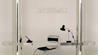 Pamje ekskluzive nga zyra e Jacquemus