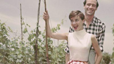 Retro: Audrey Hepburn në 14 foto të paharrueshme