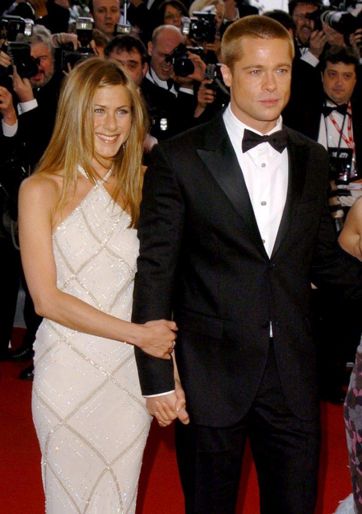Retrospektivë: Jennifer Aniston dhe Brad Pitt, një çift shumë casual