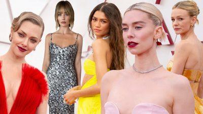 5 aktoret e veshura më bukur në Oscars 2021