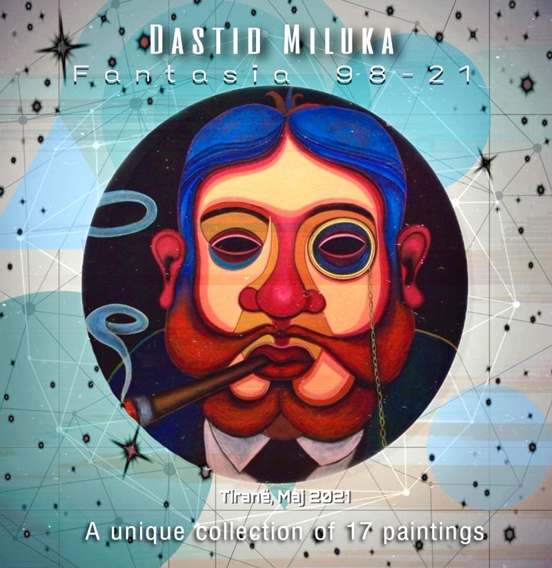 Dastid Miluka rrëfen rrugëtimin e tij artistik në një ekspozitë të veçantë.