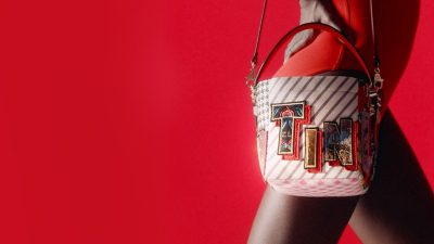 Pieces of art by Louboutin