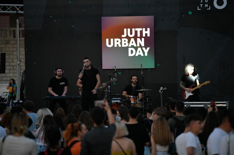 Juth Urban Day…13 orët e një feste ndryshe!