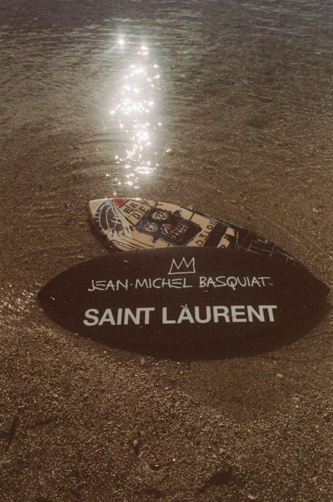 Saint Laurent sjell Jean-Michel Basquiat në një koleksion të pazakontë