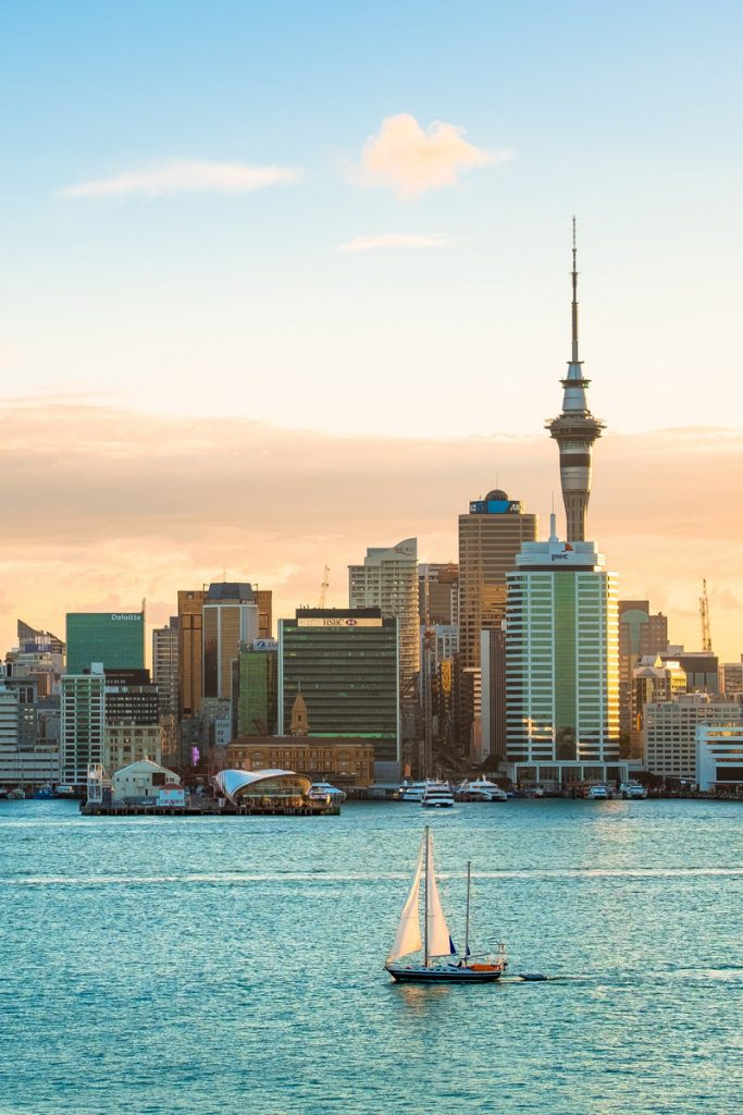 Sipas indeksit global, Aucklandështë qyteti më i mirë për të jetuar