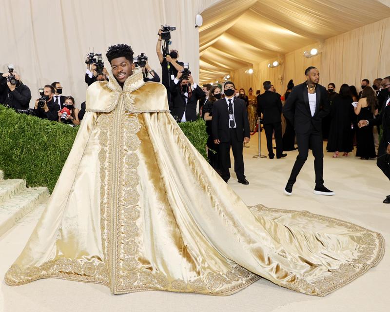 Met Gala 2021, suksesi absolut i Versace!